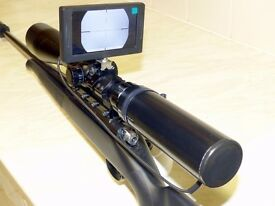 DIGITAL NIGHT VISION ADD-ON SIGHT, RANGE 300 YARDS