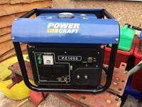 Power Craft PC1050 Petrol Generator
