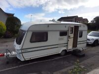 Lunar Jupiter 5 berth 1993 model with full awning with anex.