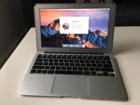 MacBook Air, 11 inch, late 2010 with charger