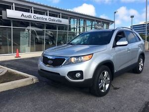2012 Kia Sorento 3.5L EX V6 AWD at plus Sunroof