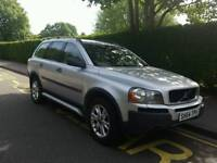 Volvo xc 90 2.4 diesel Automatic 7 seater new mot