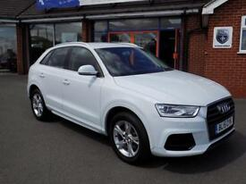 AUDI Q3 2.0 TDi SE 5dr (150) *Superb Looking Luxury SUV* (white) 2015
