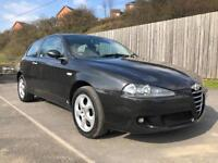 2005 Alfa Romeo 147 1.6 T SPARK Lusso +FULL LEATHER+ 3 Door Coupe not corsa astra polo fiesta
