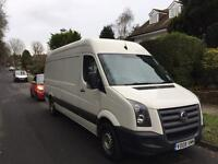 AVAILABLE RIGHT NOW MAN AND VAN REMOVALS CALL 07478688671