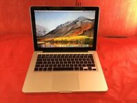MACBOOK PRO 13 inch [YEAR 2011] i7 6GB RAM 750GB HARD DRIVE collection from shop L738