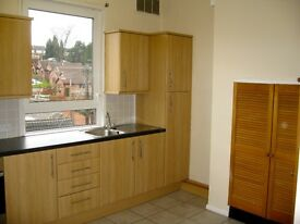 Spacious 2 bed flat with private parking in the centre of Kimberley