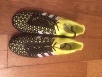 Adidas football boots size 10 uk
