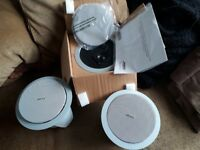 3x Bose FreeSpace DS 16F Ceiling Speaker ...£80 each