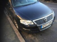 57 VW PASSAT 2.0 TDI 6 SPEED MANUAL THIS CARS FOR PARTS ALL PARTS AVALIABLE