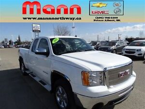 2011 GMC Sierra 1500 SLT - PST paid, Remote start, Bluetooth, Cr