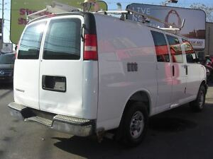 2009 Chevrolet Express 3500 With Generator London Ontario image 4