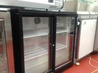 Double Door Drinks Fridge / Restaurant / Take Away / Catering