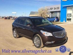 2015 Buick Enclave AWD - Premium AWD-1 owner, Local Trade