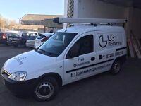 Plasterer (LG Plastering)