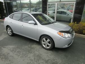 2009 Hyundai Elantra LIMITED SEDAN W/ LEATHER & ALLOYS