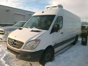2013 Mercedes-Benz Sprinter 2500 High Roof|Diesel|Long WB|Accide