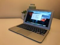MacBook Air (11-inch, Mid 2013) 128GB SSD, 4GB RAM, 1.3GHz Core i5 - WAS £490 NOW £375