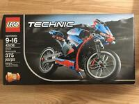 Lego technic street motocycle