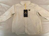 Lyle and Scott long sleeved shirt