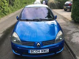 Renault Clio 182 Sport 2004