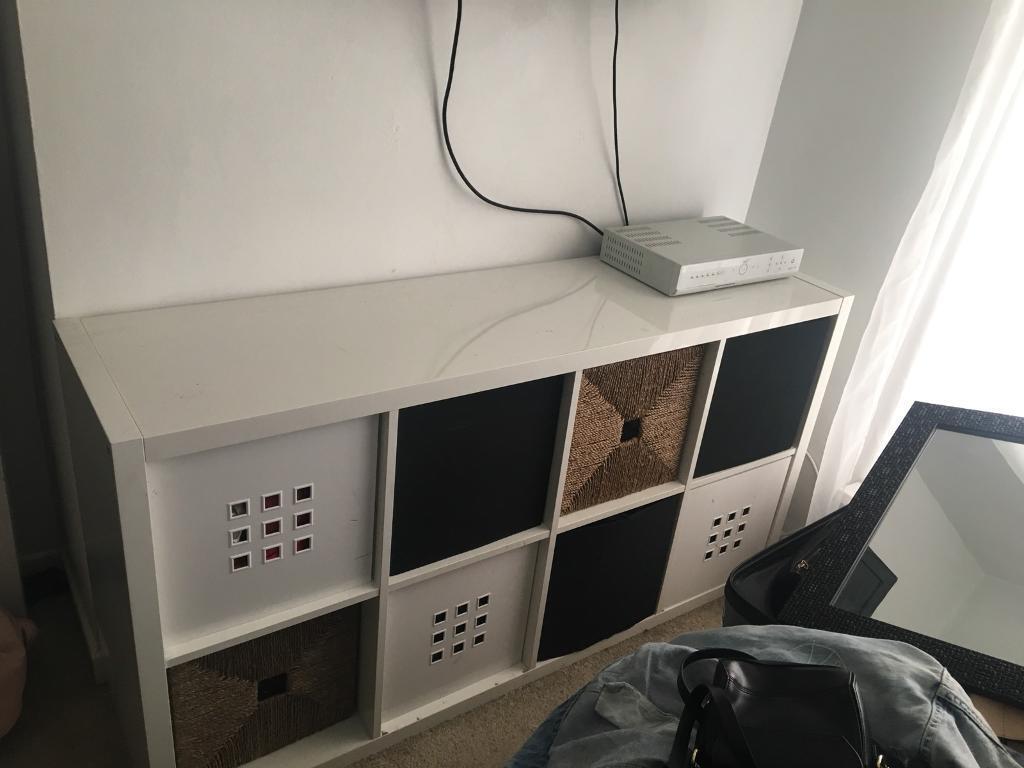 8 drawer unit