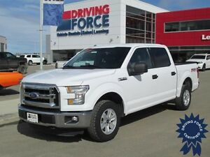 2015 Ford F-150 XLT FX4 SuperCrew, Short Box, 6 Passenger, 5.0L