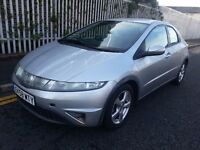 Honda Civic***2008***DIESEL***LOW MILEAGE***