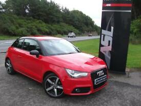 AUDI A1 1.4 TFSI Amplified Edition 3dr (red) 2013