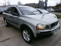 2004 VOLVO XC90 2.4 TD D5 SE AUTOMATIC 7 SEATS, DIESEL, FULL SERVICE, HPI CLEAR,VERY, CLEAN LIKE NEW