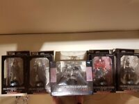 Final Fantasy Play Arts Collection Boxed (Vincent, Cloud, Sephiroth, Tifa, Behamut)