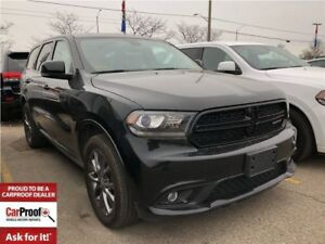 2017 Dodge Durango GT EDITION**DVD**POWER SUNROOF**