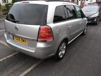 Vauxhall zafira club 1.6 7 seater