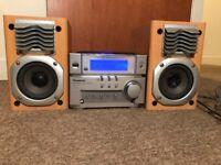 Portable CD & Radio player