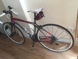Cannondale Synapse 2015 ladies Road Bike