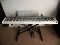 Studiologic Fatar Numa Compact - 88 Key Piano Keyboard / Synthesizer.