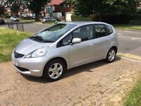 Honda Jazz 1.4 i-VTEC ES, Manual, Silver, FSH, Long MOT, Very Clean Bodywork