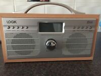 Logik DAB Digital radio