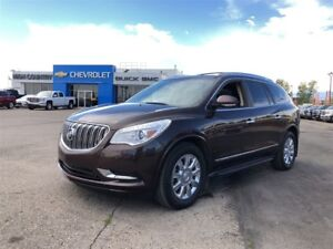 2015 Buick Enclave LEATHER - AWD, ONE OWNER, NAVIGATION