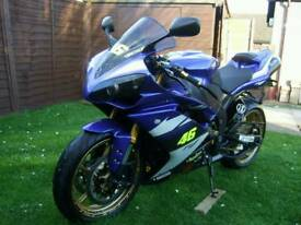 Yamaha R1 2008 Mint. Worth a look big time!