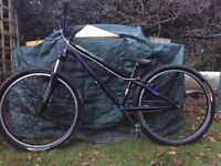 DMR Drone Jump Bike / Mountain bike