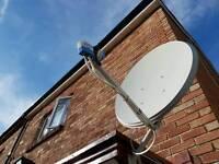 Satellite dish 76cm ( digi dolce )