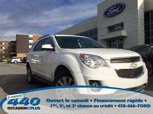 2012 Chevrolet Equinox LT V6 *Bluetooth, Camera de Recul*