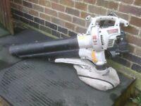 PETROL RYOBI BLOWER AND VAC £25 NEED REPAIR