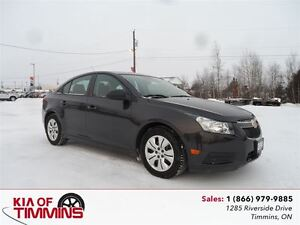 2014 Chevrolet Cruze 2LS LOW KM ONE OWNER
