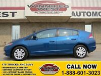 2012 Honda Insight Blue Pearl LX Hybrid, 50+ MPG, Loaded Local T