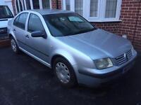 2001 VW BORA 1.9 TDI STARTS AND DRIVES PLZ READ ADD