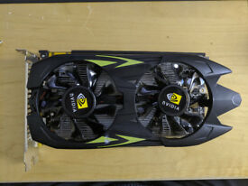 9 x Nvidia GTS 450 graphics cards - non GTX