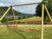Lakeview Playsets Ltd - Monkey Bar Swings