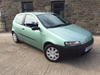 FIAT PUNTO 1.2, VERY LOW MILEAGE,IDEAL 1ST CAR, CHEAP LEARNER CAR, CHEAP INSURANCE,HPI CLEAR.